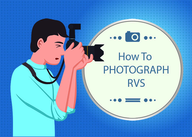 how to photograph rvs